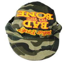 Modish Military Dog Cap http://www.dogspot.in/cutique/