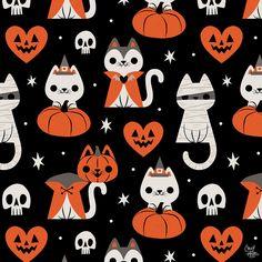 https://caleyhicks.myportfolio.com/halloween-kitties