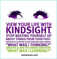 View you life with kindsight....