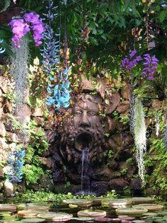 **Giardini La Mortella - Forio, Italy
