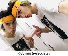 M Image, Johnny's Web, Guerrilla