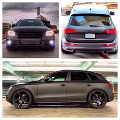 Idea from Cali. Audi Rs, Q5 Audi, Street Racing Cars, Mens Toys, Cool Sports Cars, Dashcam, My Ride, Cars And Motorcycles, Luxury Cars