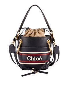 c7c602919af9 Chloe Roy Mini Leather Bucket Bag