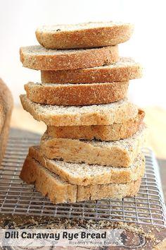 Egg free rye bread
