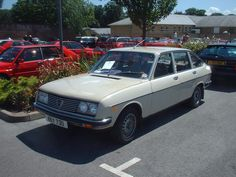 one of us had an 80's model of this Lancia Beta 1.6 for a while in the 90's