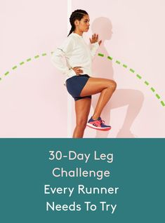 The One-Month Challenge Every Runner Needs To Try  #refinery29  http://www.refinery29.com/one-month-powerful-legs-plan
