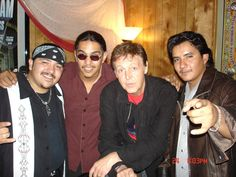 los lonely boys with paul