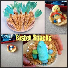 Discovery Kidzone Montessori Adventures: Easter Snacks