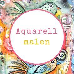 Aquarell malen lernen für Anfänger und Fortgeschrittene. Entfessle deine Kreativität!