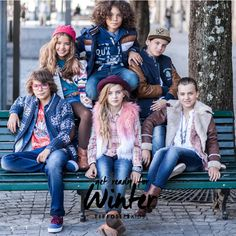 TIFFOSI KIDS | Get ready for Winter  shop online: http://www.tiffosi.com/kids  #newin #tiffosi #tiffosidenim #tiffosikids #newcollection #novacoleção #jeans #newarrivals #denim #denimcollection #winter #wintercollection #winter14 #musthave #kidscollection #girlcollection #boycollection #kids