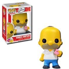 Funko POP Homer Simpson