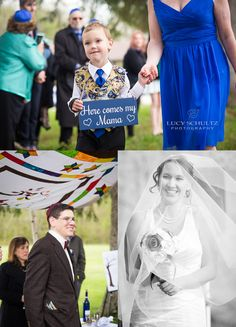 Here Comes My Mama | Cute Wedding Ideas for Kids | Jewish Wedding Photos | Must Have Wedding Photos | Doctor Who Themed Wedding | Lucy Schultz Photography | Colorado Wedding Photographer