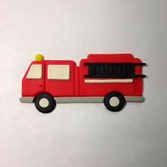 Fire Truck Cookie Cutter Set (5.5 Inches) *** Unbelievable product is here! : Baking Accessories