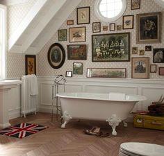 decoracion vintage - Buscar con Google