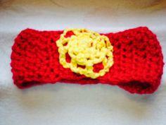 Womens Winter Crochet Headband by LLCatsCrochet on Etsy, $7.00