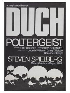 Polish poster for POLTERGEIST