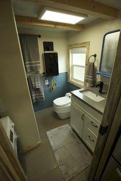 Schauen Sie Sich Die 224sf Brown Bear Tiny House Von Alpine Tiny Homes