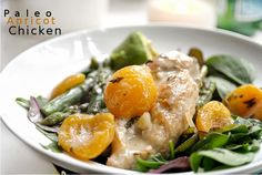 Fit to Blog: Apricot Chicken (AIP, Paleo) + Reflections on Thrombocytopenia