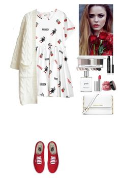"""""""Outfit Beautifulhalo"""" by eliza-redkina ❤ liked on Polyvore featuring Vans, MICHAEL Michael Kors, philosophy, outfit, like, look, beautifulhalo and bhalo"""