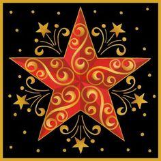 'Red Star' By Stephanie Stouffer