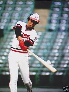 Rod Carew- Slap hitting Panamanian was always a favorite.