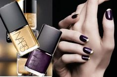 Glam Nail Art Trends For Fall