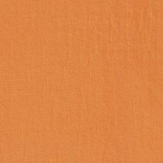 Bright Orange Cotton Lawn - Fabric By The Yard