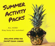 Summer Activity Packs – Jaime's Book Corner Starting A Company, Starting A Business, Positive Self Affirmations, Psychology Facts, Angst, Photography Website, Photography Tips, User Experience, Keto Dinner