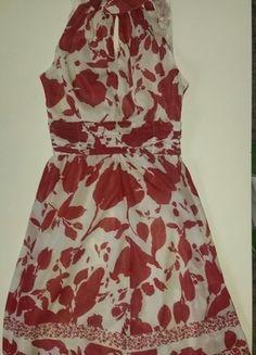 Kup mój przedmiot na #vintedpl http://www.vinted.pl/damska-odziez/krotkie-sukienki/7326290-eg-jedwabna-letnia-sukienka-rozmiar-38