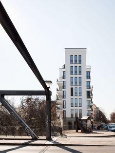 Von Ey Architektur, hiepler, brunier, · Wohn- und Geschäftshauses in Berlin