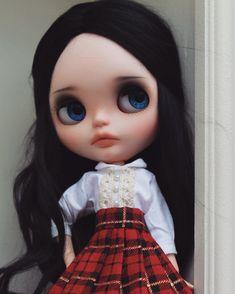 Aimee Custom Blythe Doll OOAK Art Doll