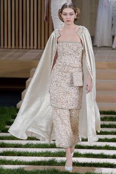 Chanel - Couture Spring/Summer 2016