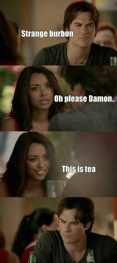 Season 7 Episode 1: Bonnie and Damon