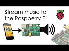 How to stream music to the Raspberry Pi