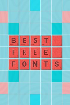 100 Free Fonts You Should Be Using In 2015