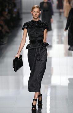 french fashion house | ready to wear fashion show for French fashion house Dior during Paris