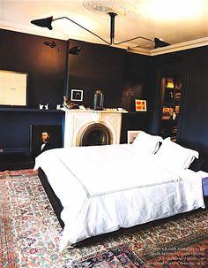 jenna lyons , bedroom