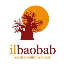 Il logo del Centro Polivalente Il Baobab
