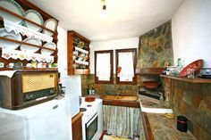 Check out this awesome listing on Airbnb: Traditional Cretan Stone House - Houses for Rent in Kolymvari Renting A House, Greece, Rustic, Traditional, Stone, Cottages, Room, Houses, Furniture
