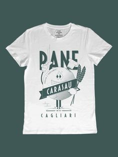 Pane carasau by We are büro büro Italian Recipes, Shirt Designs, Mens Tops, T Shirt, Collection, Style, Italian Foods, Culture, T Shirts