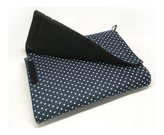 Capa porta notebook - fecho com velcro *