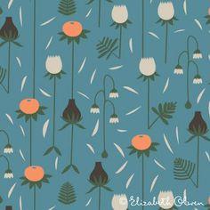 elizabeth olwen via print & pattern
