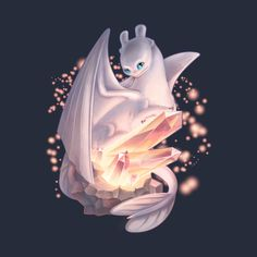 Trendy How To Train Your Dragon Drawings Toothless Night Fury Ideas How To Train Dragon, How To Train Your, Animal Drawings, Cute Drawings, Night Fury Dragon, Dragon Light, Httyd Dragons, Female Dragon, Mythical Creatures Art
