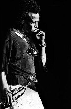 Miles Davis, The Hague 1991