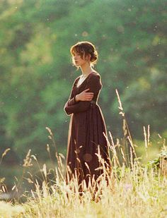 Pride & Prejudice, love the book, BBC seria.. less this version but the pic is lovely