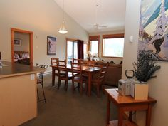 Canmore Vacation Rental - VRBO 512435 - 3 BR Alberta Condo in Canada, 3 Bedroom Canmore Crossing Penthouse. $450 per night. Each bedroom has a queen bed, plus a pull out couch. Right downtown, Safeway across the street, no pets allowed, gorgeous views.