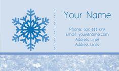 Blue Snowplowing Business Card - Design #1305011 Premium Business Cards, Photo Retouching, Business Card Design, Free Photos, Shoveling Snow, Shapes, Frame, Prints, Blue