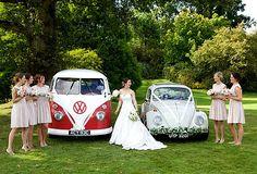 Vintage wedding car hire, vw campervan sussex, surrey, kent. www.sussexweddingcarhire.com Wedding Car Hire, Mercedes E Class, Classic Mini, Campervan, Surrey, Brighton, Vw, Wedding Ideas, Vintage