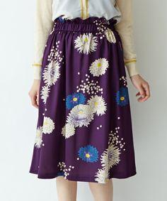 ふりふ | 菊空スカート(スカート)