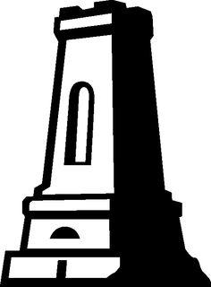 Shipka, monument in Bulgaria free icon